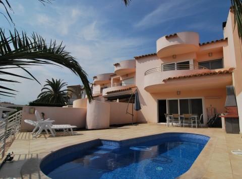Immo Plaza Spain  Villa Ensoleille Et Moderne Avec Piscine Et