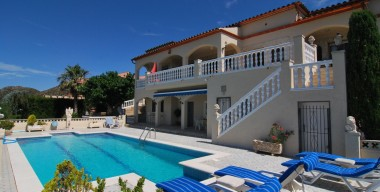 Image nice-villa-7-bedrooms-pool-tennis-double-garage-plot-2000m2-pau-costa-brava