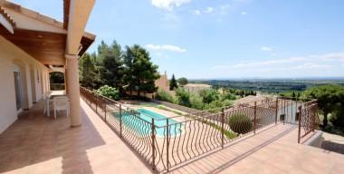 Image fantastica-vila-familiar-487m2-amb-vistes-sobre-la-badia-de-roses-7-dormitoris-garatge-piscina-els-olivars-pau