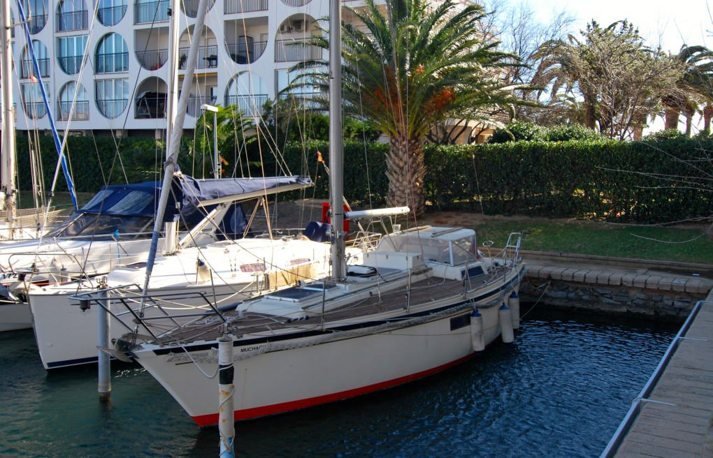 segelboot mit motor motor sailer segelboot gebraucht. Black Bedroom Furniture Sets. Home Design Ideas